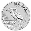 2022 Australia 1 oz Silver Kookaburra BU
