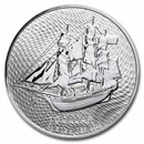 2022 Cook Islands 1 oz Silver Bounty BU