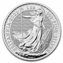 2022 Great Britain 1 oz Silver Britannia BU