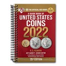 2022 Red Book of United States Coins: Bressett & Yeoman (Spiral)
