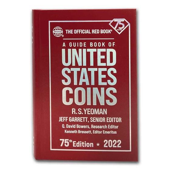 2022 Red Book of United States Coins (Hardbound)