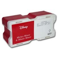 250-Coin Niue 1 oz Silver $2 Mickey & Minnie Monster Box (Empty)