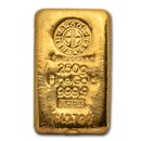 250 gram Gold Bar - Argor-Heraeus (Cast)