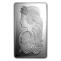 250 gram Silver Bar - PAMP Suisse (Fortuna, In Capsule w/Assay)