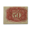 2nd Issue Fractional Currency 50 Cents CU-62 EPQ PMG (FR#1316)