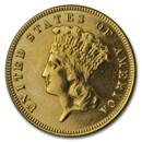 $3 Gold Princess (Damaged)