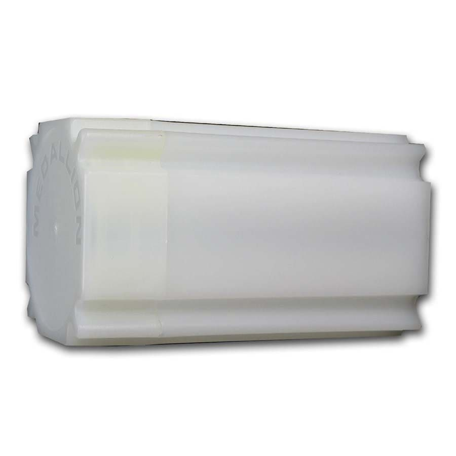 39 mm Medallion Size Square Coin Tube