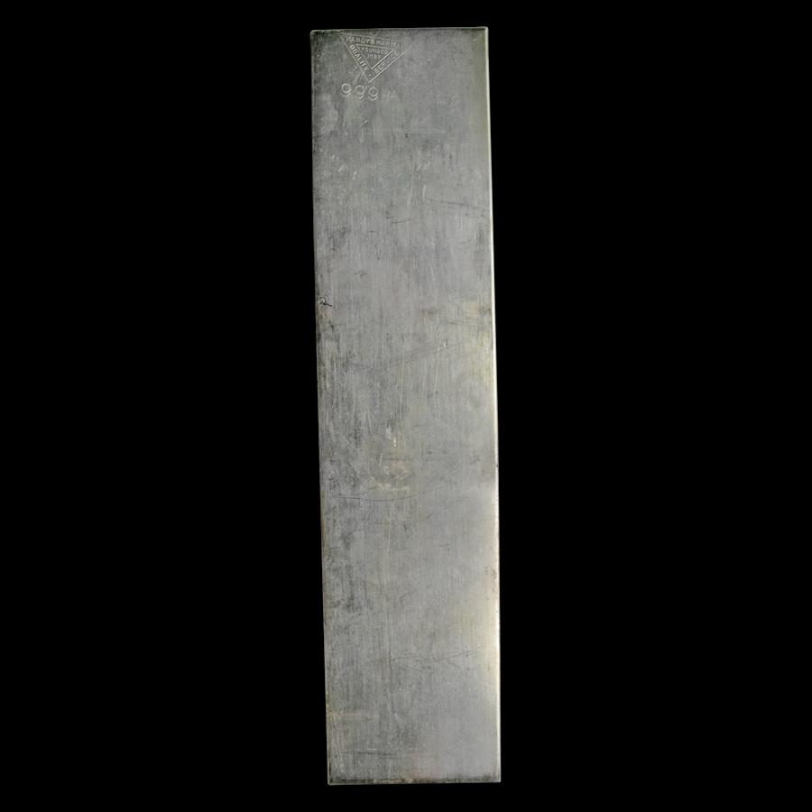 41.38 oz Silver Bar - Handy & Harman