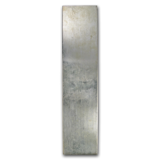 42 oz Silver Bar - Handy & Harman