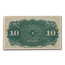 4th Issue Fractional Currency 10 Cents CU (FR#1261)
