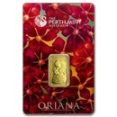 5 gram Gold Bar - The Perth Mint Oriana Design (In Assay)