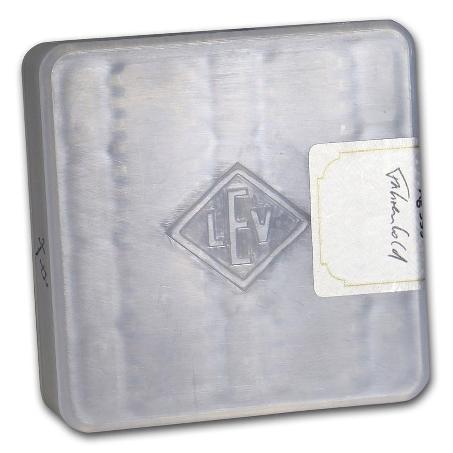 5 gram Silver Bar Geiger Original Series Tube - Holds 30 Bars