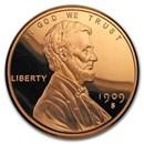 5 oz Copper Round - Lincoln Wheat Cent