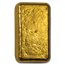 5 oz Gold Bar - Johnson Matthey (Poured, Loaf-Style)