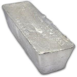 500.59 oz Silver Bar - N S C