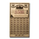 $500 Bond (1871) - South Carolina Central Railroad Company