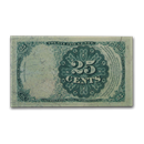 5th Issue Fractional Currency 25 Cents CU (FR#1309)