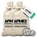 90% Silver Coins - $1,000 Face Value Bag