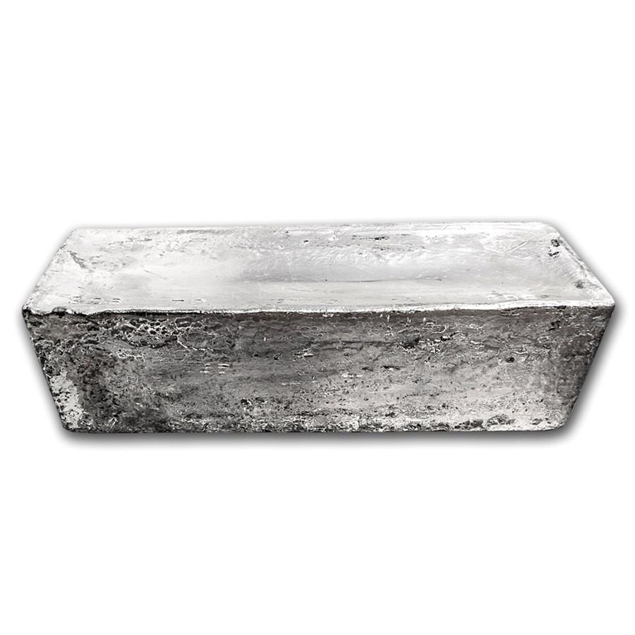 998.38 oz Silver Bar - OPM (#10-2504)
