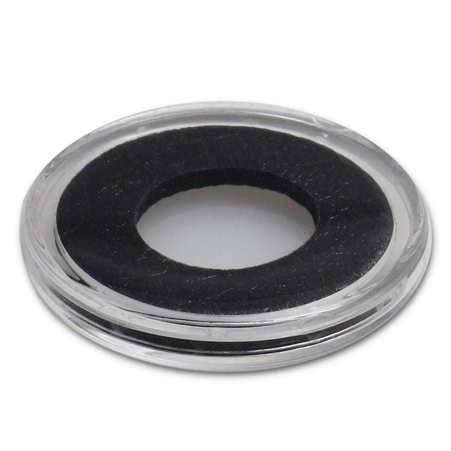 Air-Tite Holder w/Black Gasket - 15 mm