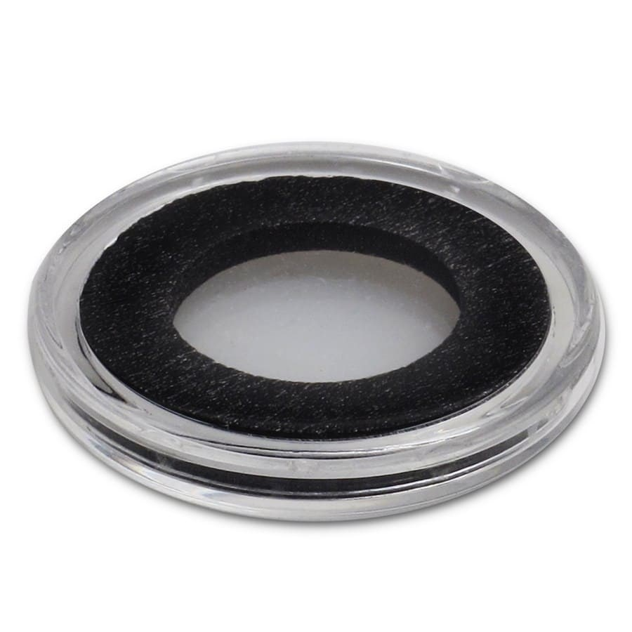 Air-Tite Holder w/Black Gasket - 18 mm