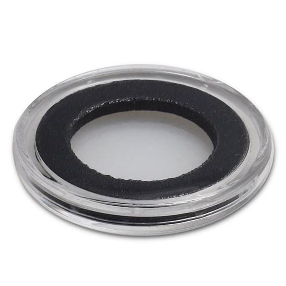 Air-Tite Holder w/Black Gasket - 22 mm