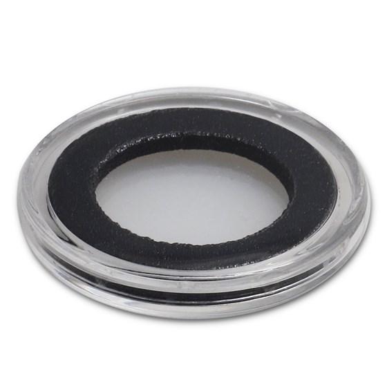 Air-Tite Holder w/Black Gasket - 24 mm