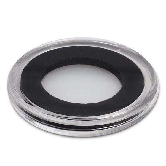 Air-Tite Holder w/Black Gasket - 27 mm