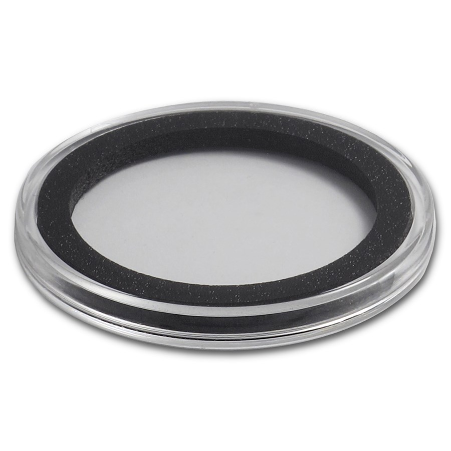 Air-Tite Holder w/Black Gasket - 40 mm
