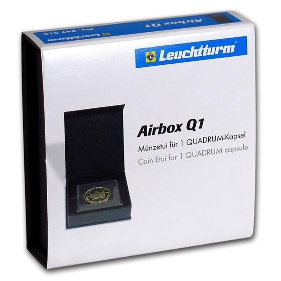 Airbox Coin Box - Single Quadrum 2x2 Holder