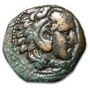 Alexander the Great - Hemiobol Coins