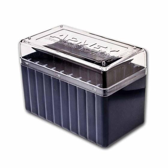 APMEX 10-Count Storage Box for APMEX MintDirect® & TEP Singles