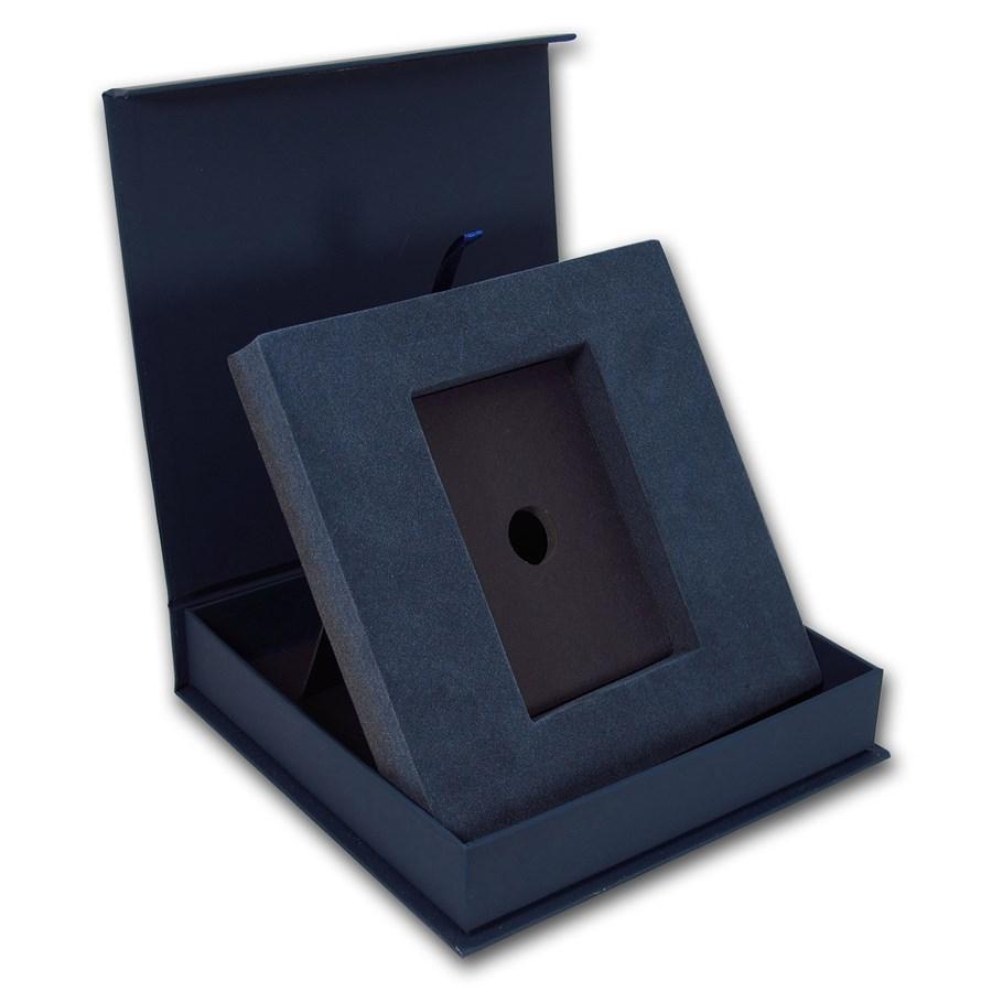 APMEX Gift Box - 250 gram PAMP Suisse Silver Bar (w/Assay)