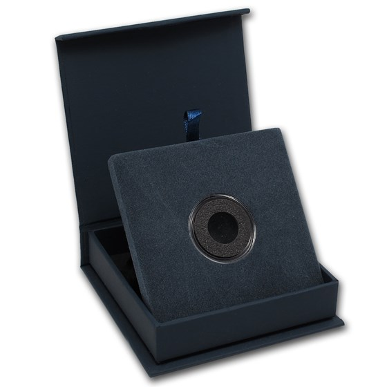 APMEX Gift Box - Includes 15 mm Air-Tite Holder with Gasket