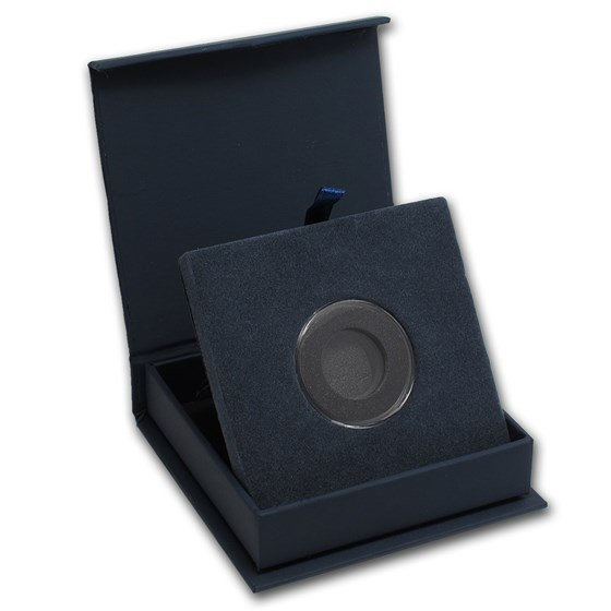 APMEX Gift Box - Includes 20 mm Air-Tite Holder with Gasket