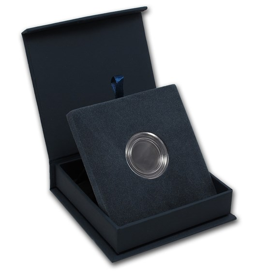 APMEX Gift Box - Includes 21 mm Direct Fit Air-Tite Holder