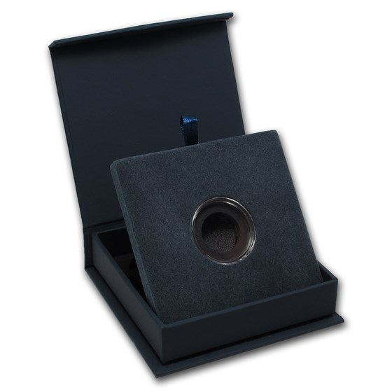 APMEX Gift Box - Includes 26 mm Direct Fit Air-Tite Holder
