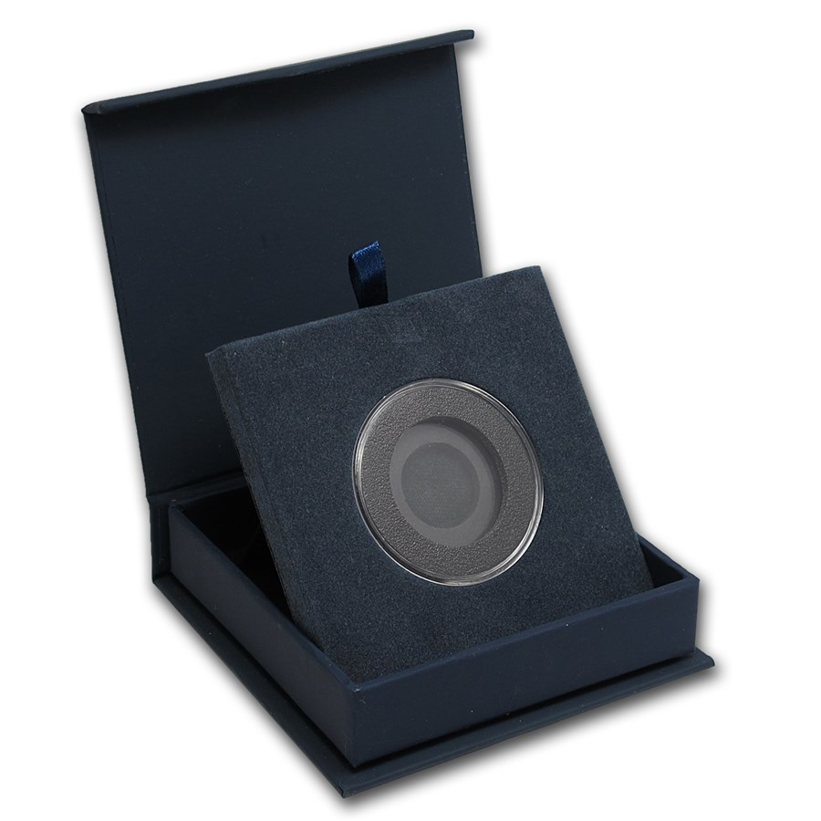 APMEX Gift Box - Includes 28 mm Air-Tite Holder with Gasket