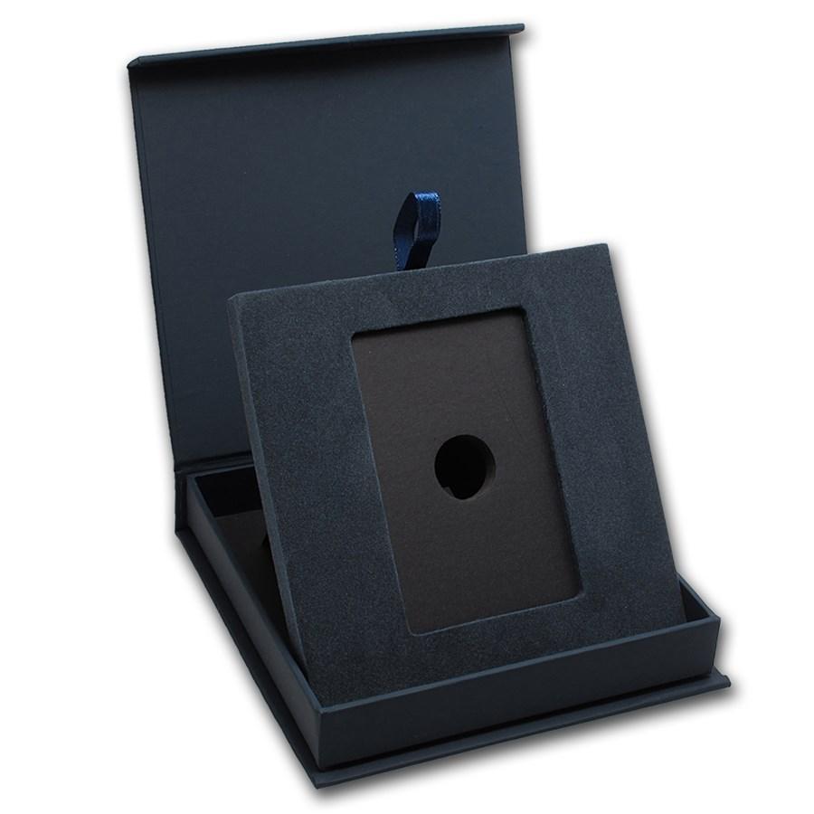 APMEX Gift Box - Valcambi Gold Bar (w/Assay)