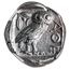 Athens Ag Tetradrachm Owl (440-404 BC) MS* NGC (Parliament Col)