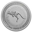 Australia 1 oz Platinum Kangaroo BU (Random Year)