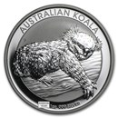 Australia 1 oz Silver Koala BU (Random Year)