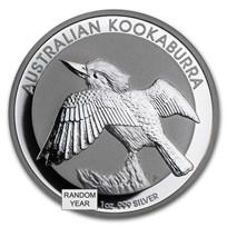 Australia 1 oz Silver Kookaburra BU (Random Year)