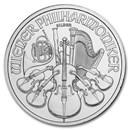 Austria 1 oz Silver Philharmonic (Random Year)
