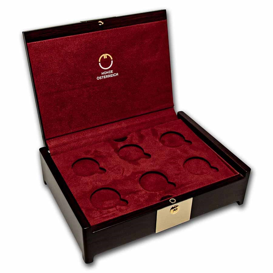 Austrian Mint Magic of Gold Collector Case