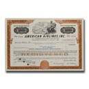 Aviation Collection 6-Certificates Stock & Bond Certificates