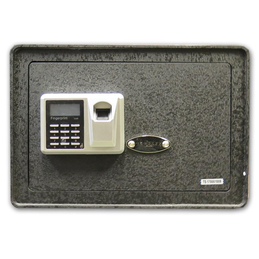 Biometric Security Safe - 0.57 Cubic Feet Storage