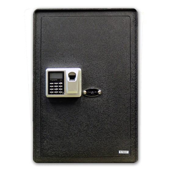 Biometric Security Safe - 1.68 Cubic Feet Storage