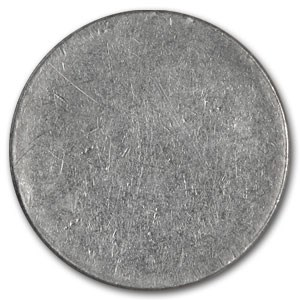 Blank Dime Planchets