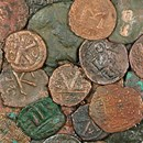 Bronze Coins of the Byzantine Empire (491-1453 AD)